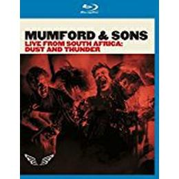 Mumford And Sons: Live From South Africa: Dust And Thunder [Blu-ray]